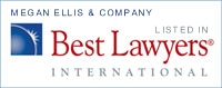 Megan Ellis & Company Listed in Best Lawyers® International